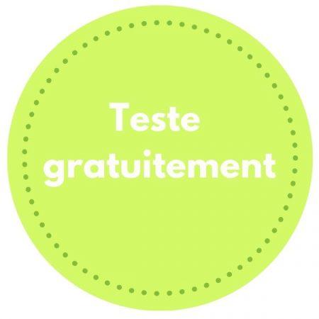 Teste gratuitement