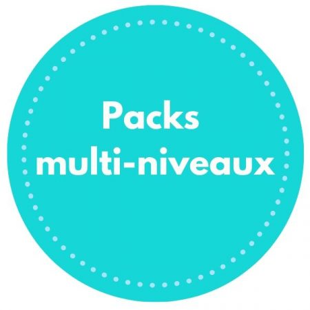 Packs multi-niveaux